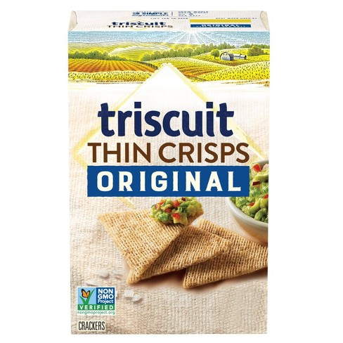 Triscuit Thin Crisps Original Crackers - 7.1oz - image 1 of 4