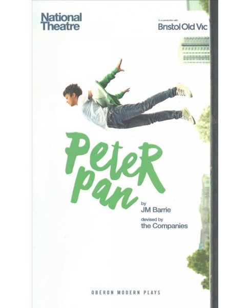 Peter Pan (Paperback) (J. M. Barrie) - image 1 of 1