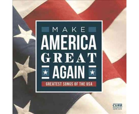 Various - Make America Great Again/Greatest Son (CD) - image 1 of 1