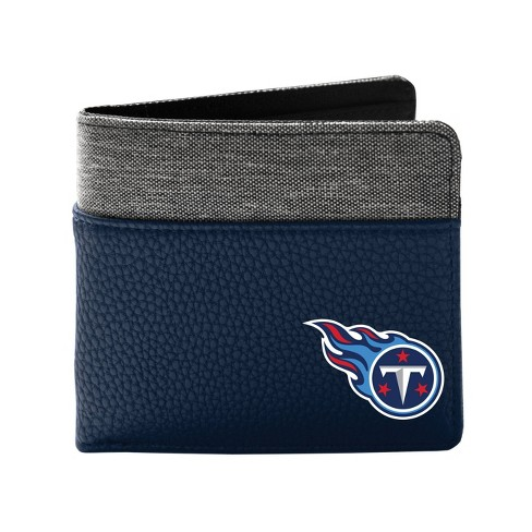 NFL Tennessee Titans Pebble BiFold Wallet - image 1 of 2