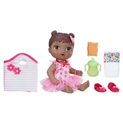 Baby Alive Dance Class Baby Doll - Black Hair
