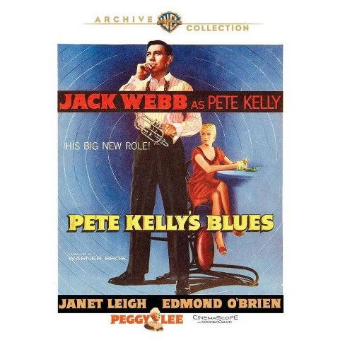 Pete Kelly's Blues (DVD) - image 1 of 1