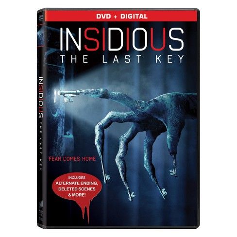Insidious: The Last Key (DVD) - image 1 of 1
