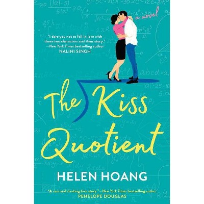 Kiss Quotient -  by Helen Hoang (Paperback)