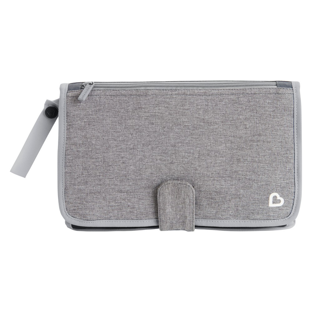 Image of Munchkin Designer Diaper Change Kit, Gray