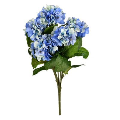 Vickerman Artificial Hydrangea Bush