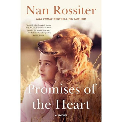 Promises of the Heart - (Savannah Skies) by  Nan Rossiter (Hardcover) - image 1 of 1
