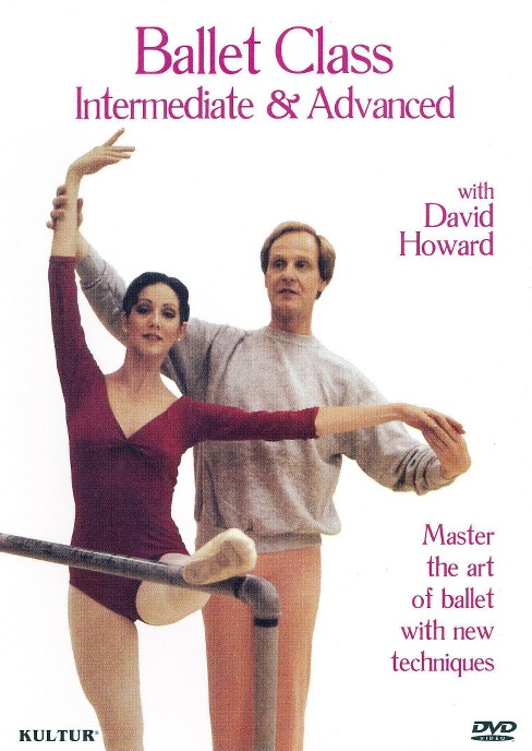 Ballet class intermediate/Advanced (DVD) - image 1 of 1