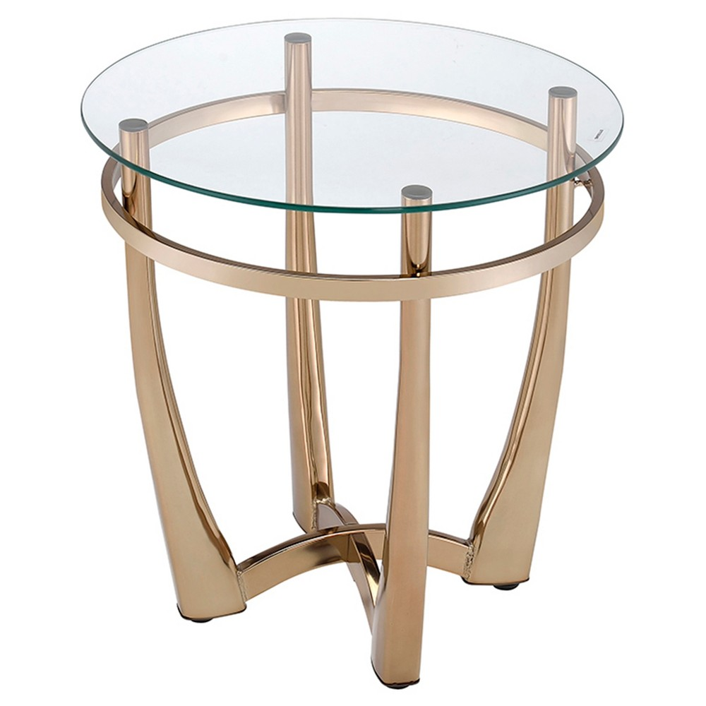 End Table Champagne (Beige)