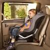 Munchkin Brica Sun Safety Car Window Rollershade with Heat Alert - Black 2pk - image 2 of 4