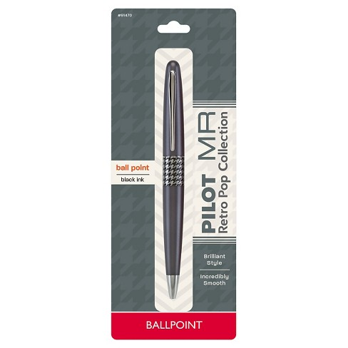 Pilot® MR Retro Pop Collection Ballpoint Pen Black Ink - Gray - image 1 of 1