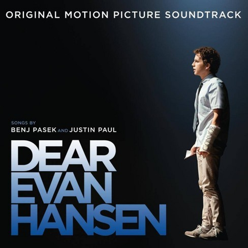 Various Artists - Dear Evan Hansen (Original Motion Picture Soundtrack) (CD) - image 1 of 1