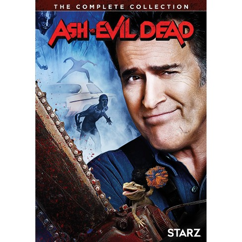Ash Vs Evil Dead:Seasons 1-3 (DVD) - image 1 of 1