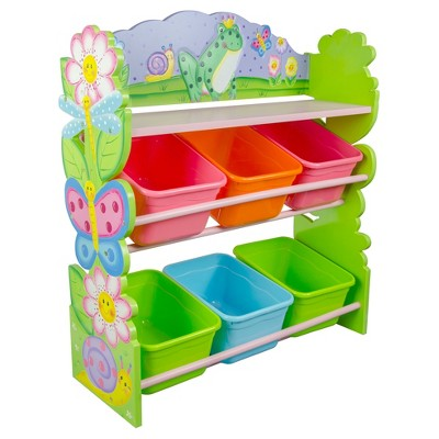 Magic Garden Toy Organizer - Multi - Colored - Fantasy Fields