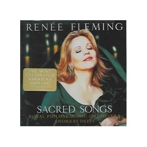 Renee Fleming - Sacred Songs (CD) - image 1 of 1