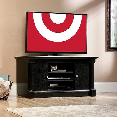 Palladia Tv Stand Wind Oak 47 Fits Tv Up To 50 Sauder Target