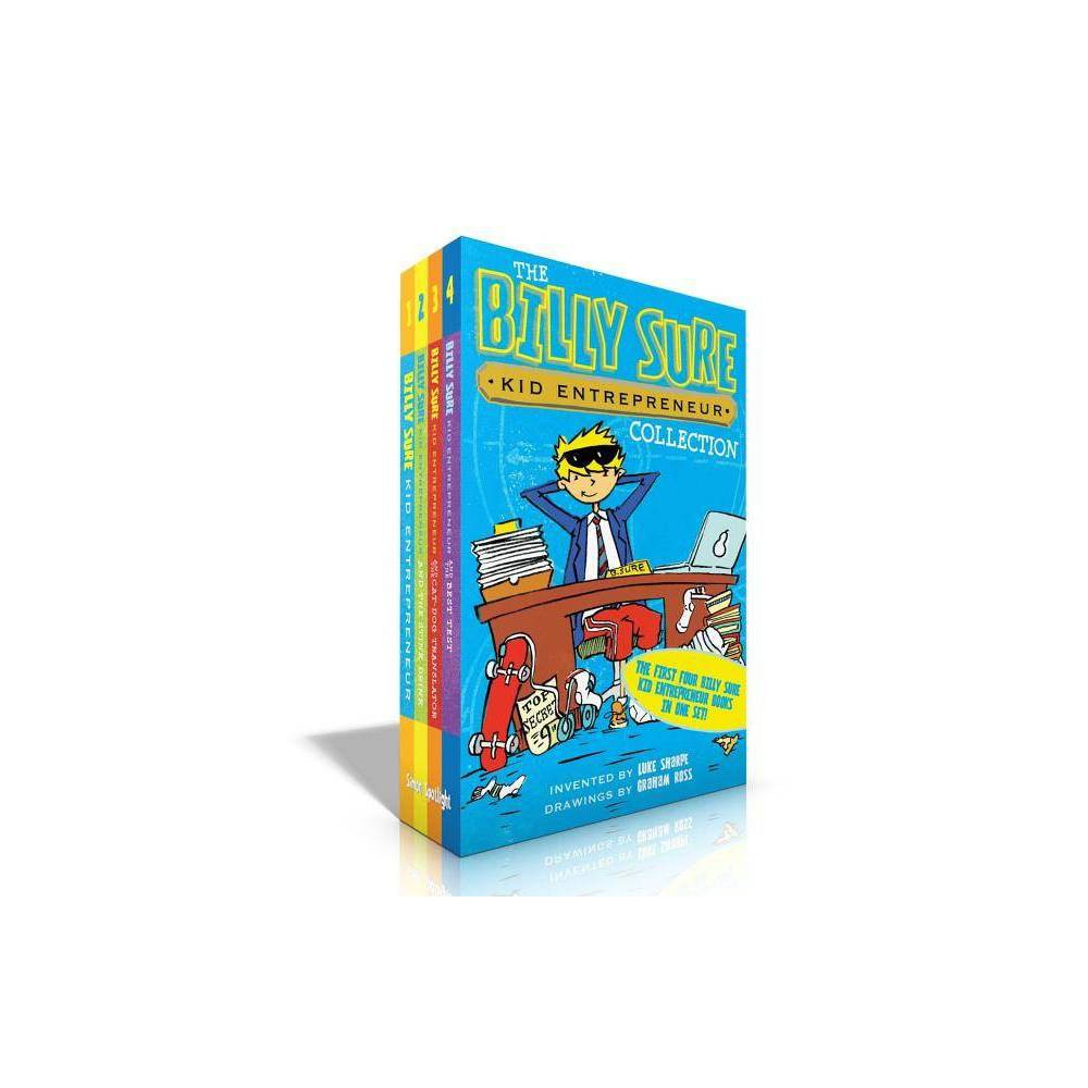 The Billy Sure Kid Entrepreneur Collection By Luke Sharpe Paperback