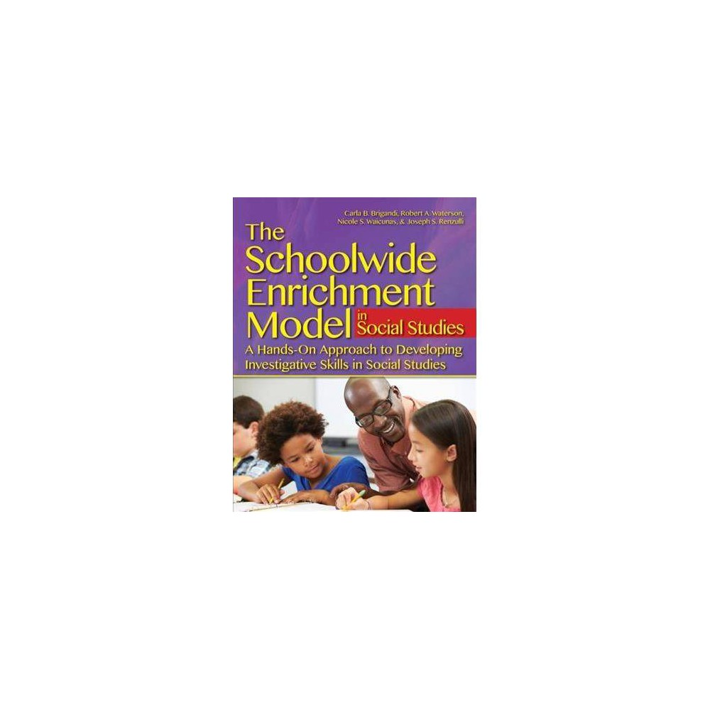 Schoolwide Enrichment Model in Social Studies : A Hand-on Approach to Developing Investigative Skills in