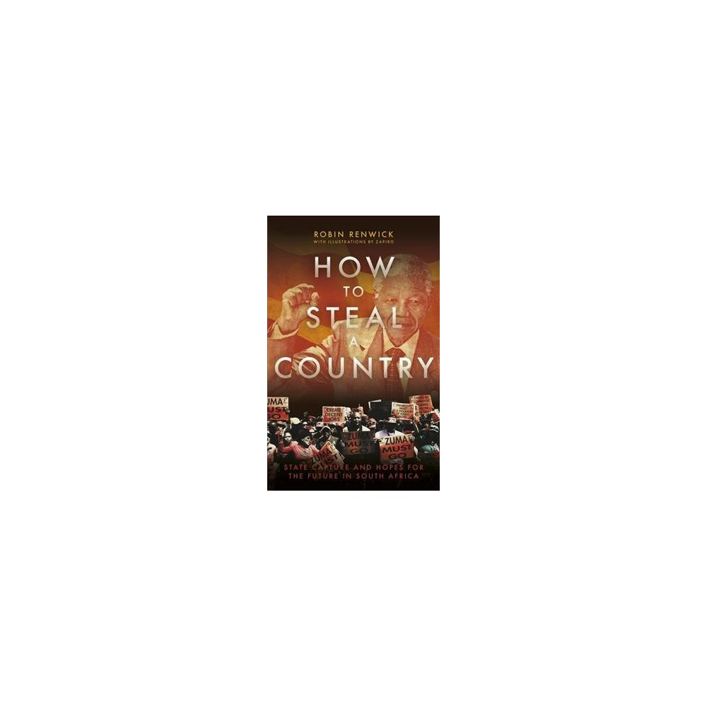 How to Steal a Country : State Capture and Hopes for the Future in South Africa - (Hardcover)