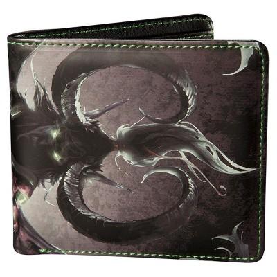 JINX Inc. World of Warcraft Illidan Stormrage Men's Bifold Wallet