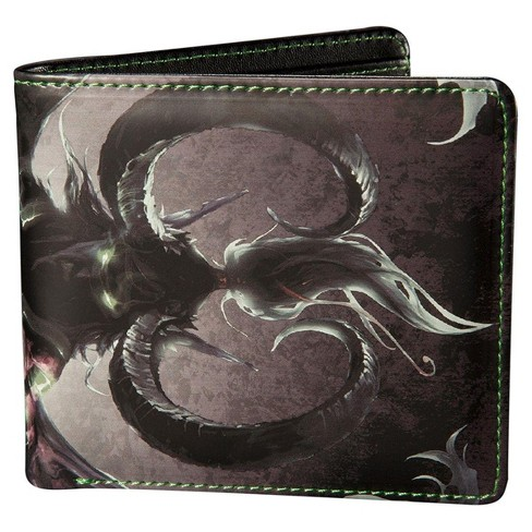 JINX Inc. World of Warcraft Illidan Stormrage Men's Bifold Wallet - image 1 of 2