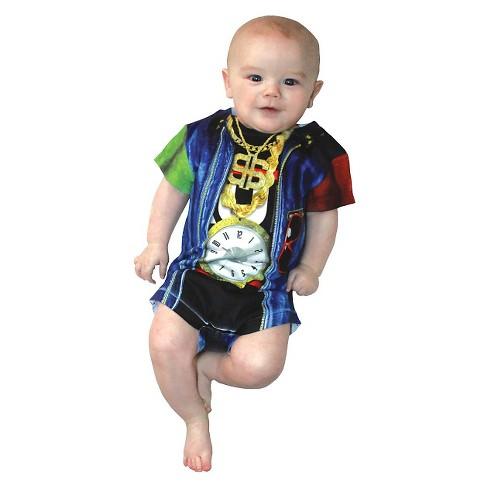 Kids' Baby Old Skool Rapper Costume - image 1 of 4