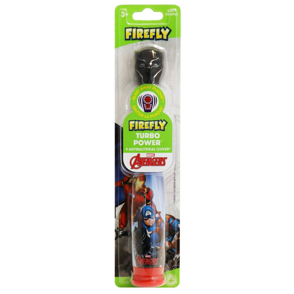 Image of Firefly Black Panther Turbo Powered Toothbrush
