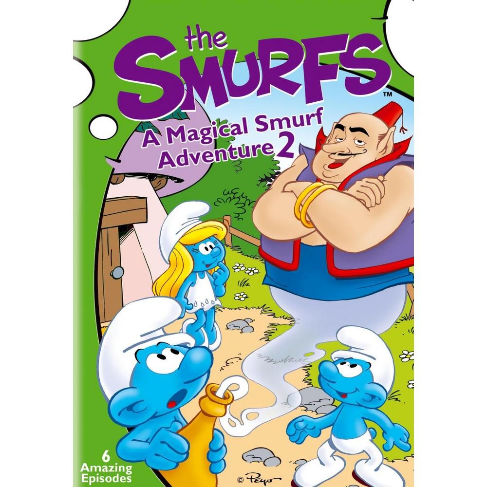 The Smurfs: A Magical Smurf Adventure 2