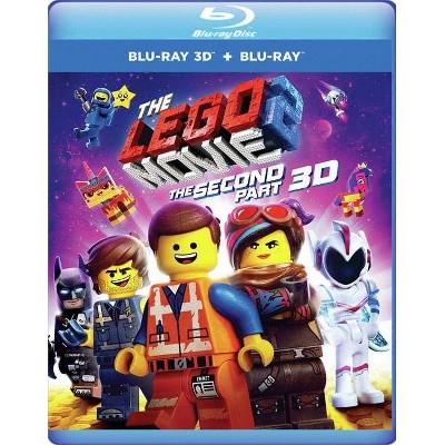 The Lego Movie 2: The Second Part (Blu-ray)(2019)
