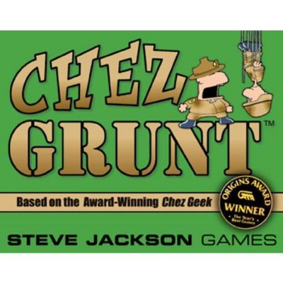 Chez Grunt Board Game