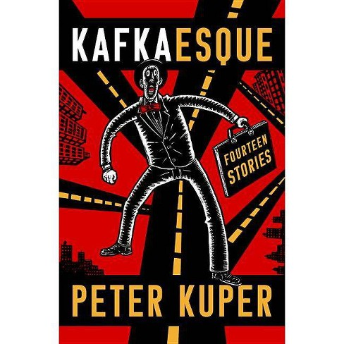 Kafkaesque - by  Franz Kafka (Hardcover) - image 1 of 1