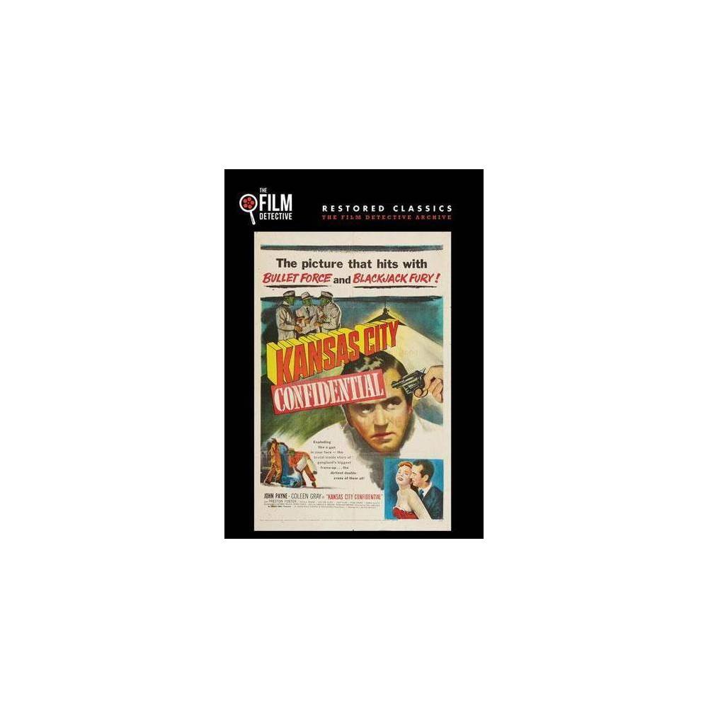 Kansas City Confidential Dvd 2015