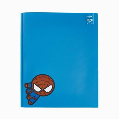 Plastic Folder 2 Pocket Retro Spider-Man - Yoobi™