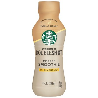 Coffee Drinks: Starbucks Doubleshot Coffee Smoothie