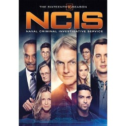 NCIS: The Sixteenth Season (DVD)