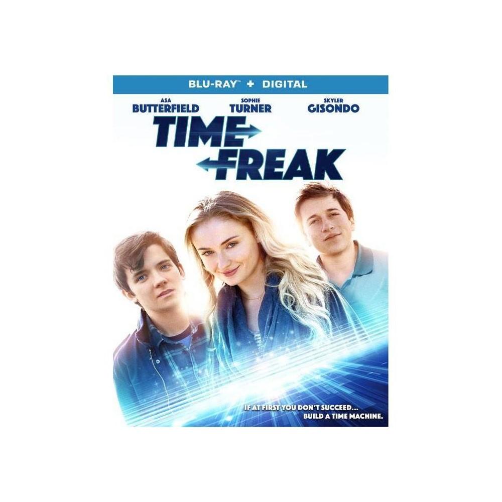 Time Freak (Blu-ray) movies Discounts