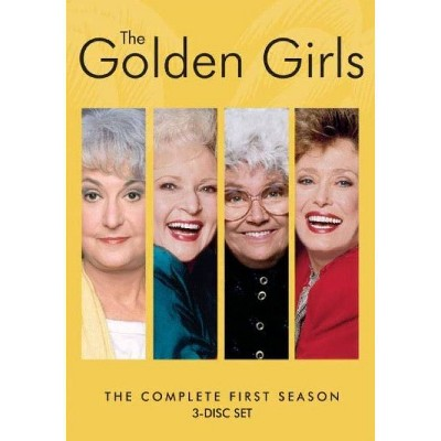 The Golden Girls: The Complete First Season (DVD)