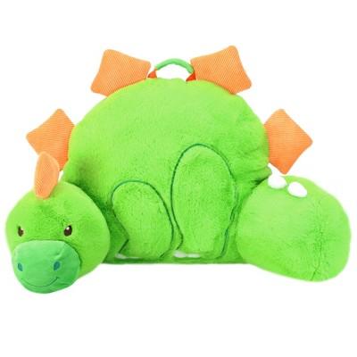 Dino Nesting Nook Backrest Green - Soft Landing