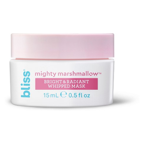 Bliss Mighty Marshmallow Brightening Mask - .5 fl oz - image 1 of 3