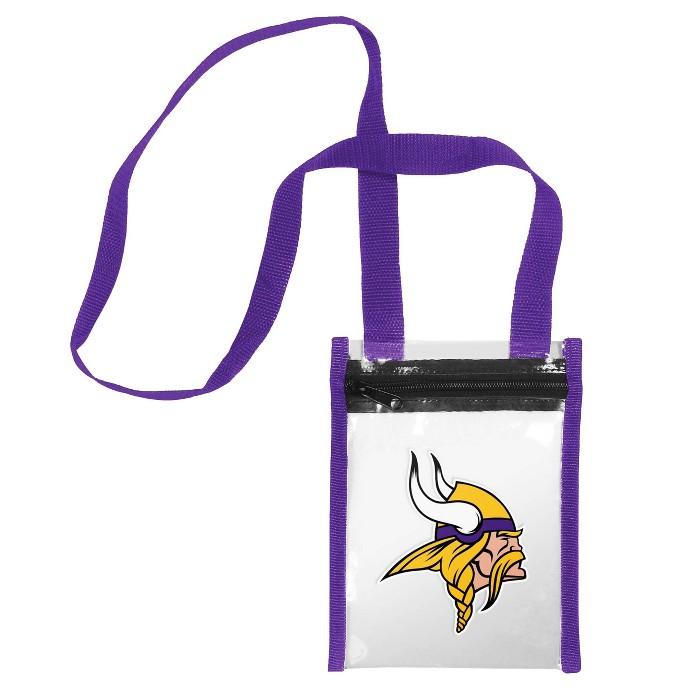 NFL Minnesota Vikings Crossbody Tote - image 1 of 1