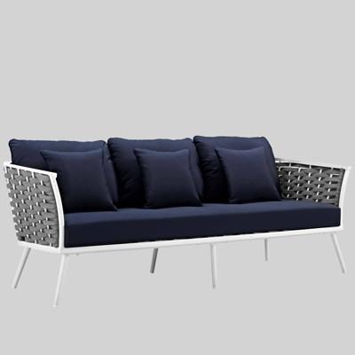 Stance Aluminum Outdoor Patio Sofa - Modway