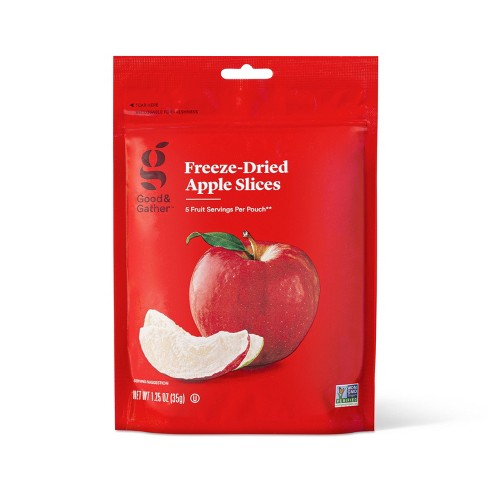 Freeze Dried Apple Slices - 1.25oz - Good & Gather™ - image 1 of 2