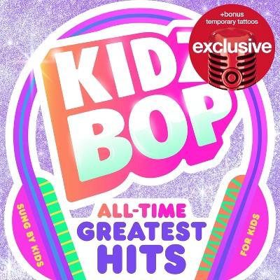 KIDZ BOP Kids - KIDZ BOP All-Time Greatest Hits (Target Exclusive, CD)