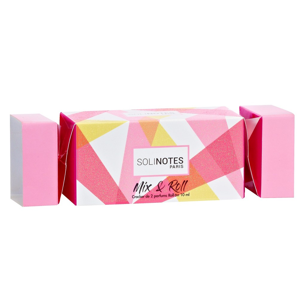 Image of Solinotes Mix & Roll Holiday Gift Set – Rollerballs Eau De Parfume - 0.66 fl oz