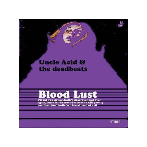 Uncle Acid & The Deadbeats - Blood Lust (CD) - image 1 of 1