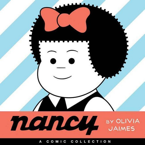 Nancy - by  Olivia Jaimes (Hardcover) - image 1 of 1