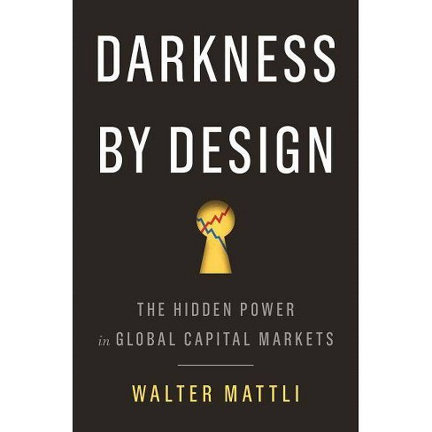 Darkness by Design - by  Walter Mattli (Hardcover) - image 1 of 1
