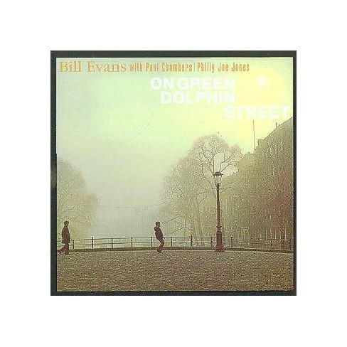 Bill (Piano) Evans - On Green Dolphin Street (CD) - image 1 of 1