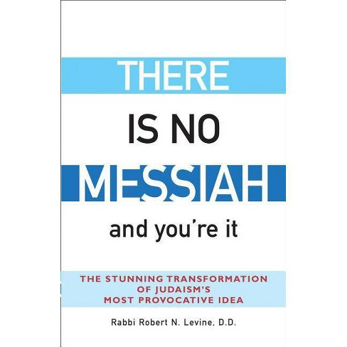 There Is No Messiah--And You're It - by  Robert N Levine (Paperback) - image 1 of 1