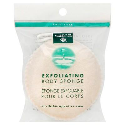 Earth Therapeutics Exfoliating Body Sponge